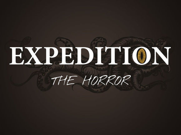 Expedition: The Roleplaying Card Game - The Horror Expansion by Fabricate