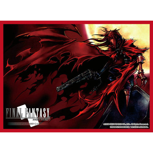 Final Fantasy TCG Card Sleeves DPD - VII Advent Children Cloud vs Sephiroth (60)
