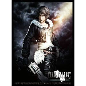 Final Fantasy TCG Card Sleeves DPD - VIII Squall Leonhart Dissidia (60)