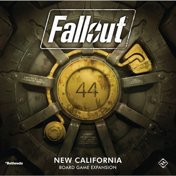 Fallout: New California Expansion Board Game by FFG