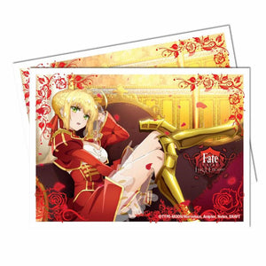 Ultra Pro Fate Extra Nero Deck Protector sleeves 65ct