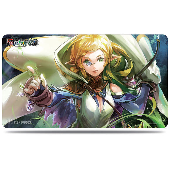 Ultra Pro L1: Fiethsing Master Magus of Holy Wind Playmat Force of Will