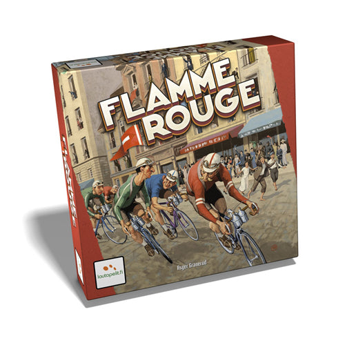 Flamme Rouge Board Game by Lautapelit