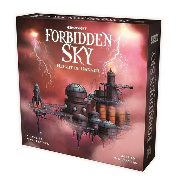 Forbidden Sky Board Game by Gamewright