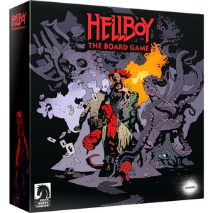 Hellboy The Board Game by Mantic Games