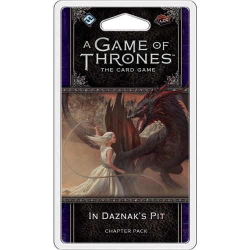 A Game of Thrones LCG - In Daznak's Pit Chapter Pack by FFG