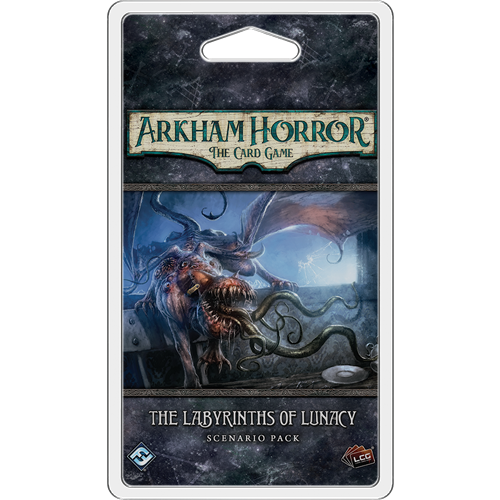 Arkham Horror LCG - The Labyrinths of Lunacy Scenario Pack by FFG