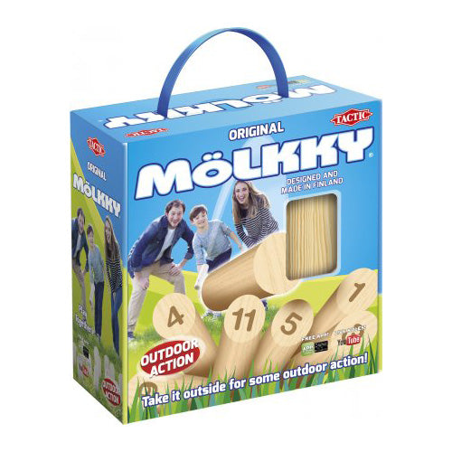 Molkky in a Box by TicTac