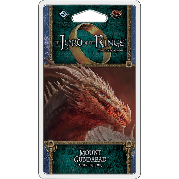 Lord of the Rings LCG: Mount Gundabad by FFG