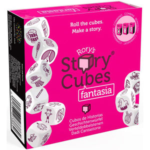 Rory's Story Cubes Fantasia Collection (9 Dice)