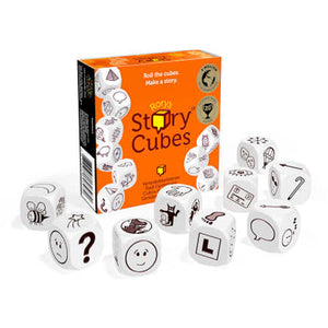 Rory's Story Cubes Original Collection (9 Dice)
