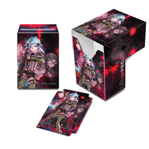 Ultra Pro Sword Art Online II: Phantom Bullet Full-View Deck Box