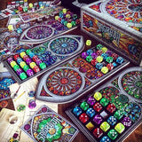 Sagrada Dice Board Game by FFG