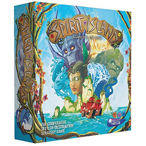 Spirit Island Core Board Game by Greater Than Games