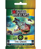 Star Realms Frontier Deck Building Game + All 6 Command Decks by WWG