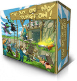 Stay Out of My Dungeon! Board Game Retail Edition by 2HandsomeGames