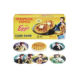 Stranger Things Eggo Card Game By Hasbro Gaming