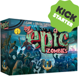 Tiny Epic Zombies - Kickstarter Deluxe Edition Board Game by Gamelyn