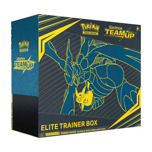 Pokemon TCG Sun & Moon - Team Up Elite Trainer Box (Boosters, Sleeves, Dice)