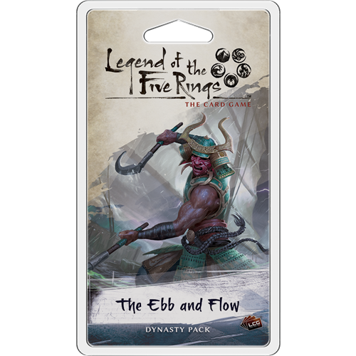 Legend of The Five Rings (L5R) - The Ebb and Flow by FFG (Pre-order)