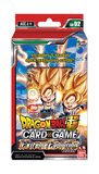 Dragon Ball Super Card Game - The Extreme Evolution Starter Deck