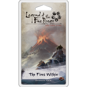 Legend of The Five Rings (L5R) - The Fires Within by FFG