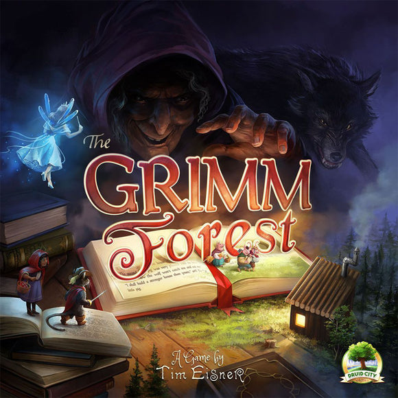 The Grimm Forest Board Game by Druid City Games