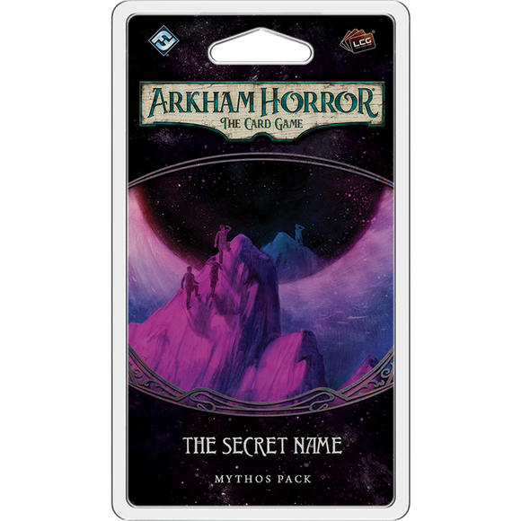 Arkham Horror LCG - The Secret Name Mythos Pack by FFG