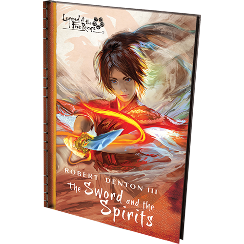 Legend of the Five Rings (L5R) - The Sword and The Spirit Novella