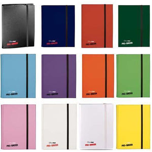 Ultra Pro - Pro Binder Card Holder 20 x 9-Pocket Pages (Holds 360 Sleeved Cards)