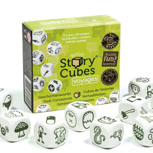 Rory's Story Cubes Voyages Collection (9 Dice)