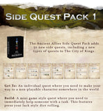The City of Kings Side Quest Pack 1 Expansion by City of Games