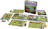 The River Board Game by Days of Wonder