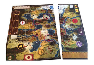 Scythe Game Board Extension by Stonemaier Games