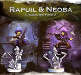 The City of Kings Rapuil & Neoba Character Pack Expansion by City of Games