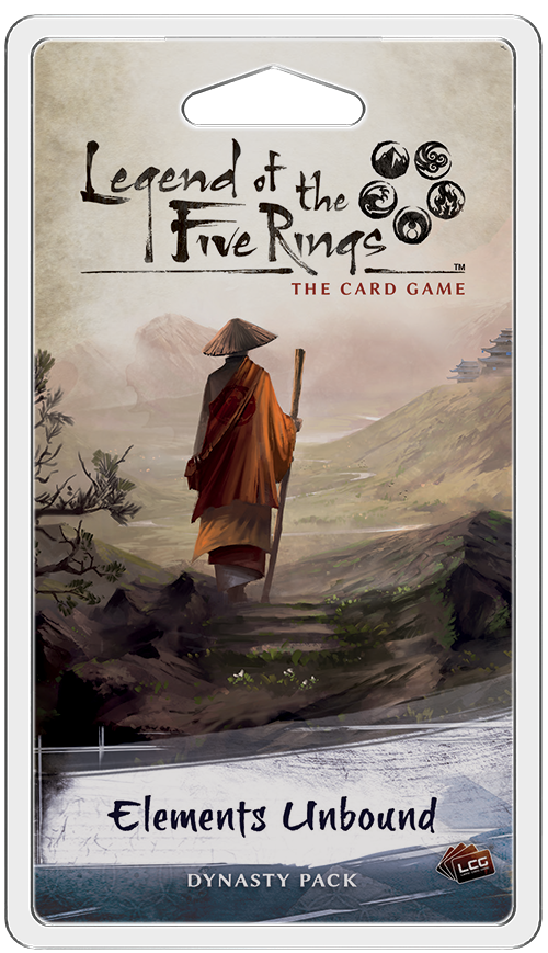 Legend of The Five Rings (L5R) - Elements Unbound by FFG