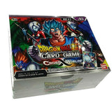Dragon Ball Super Card Game - Cross Worlds Booster Box (24 Packs)