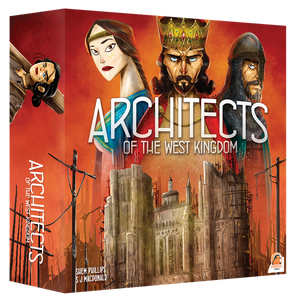 Architects of the West Kingdom by Garphill Games