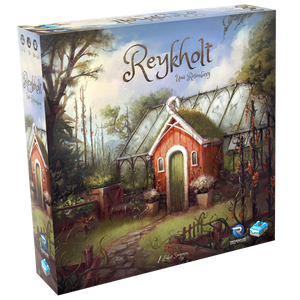 Reykholt Board Game by Frosted Games