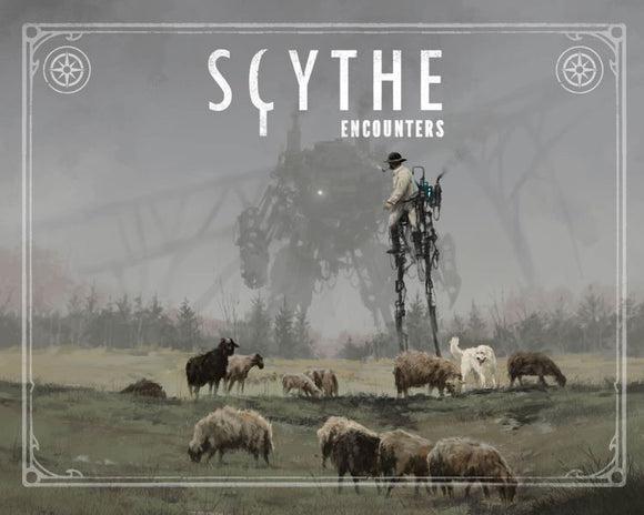 Scythe Encounters Board Game by Stonemaier Games