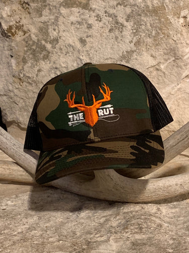 TheRut Camo Cap