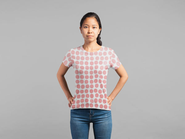 Abstract Pattern (14) Classic Sublimation Women's T-Shirt