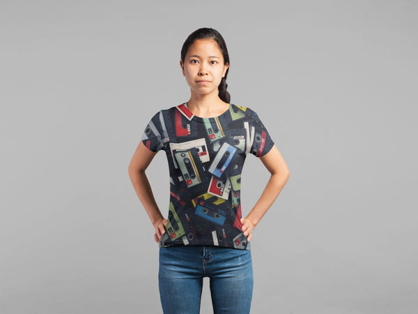 Abstract Pattern (21) Classic Sublimation Women's T-Shirt