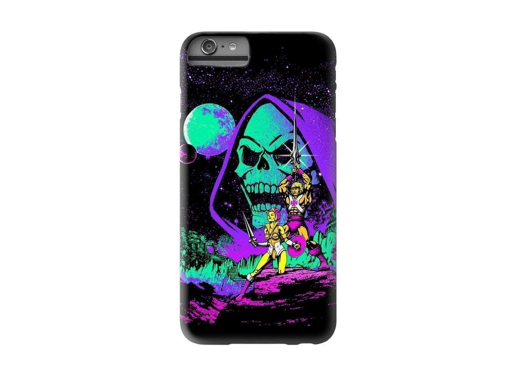 Threadless Mobile Cover iPhone 7 A Universe Far, Far Away Mobile Cover