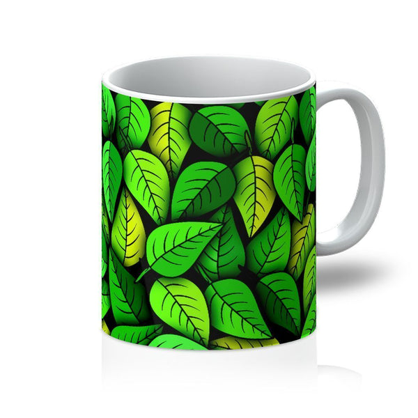 VIRGIN TEEZ Homeware 11oz Abstract Gradient 8 Mug