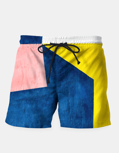 "Ayaz Ahmed Shorts SMALL (28""-18"") Abstracta 2 Shorts"