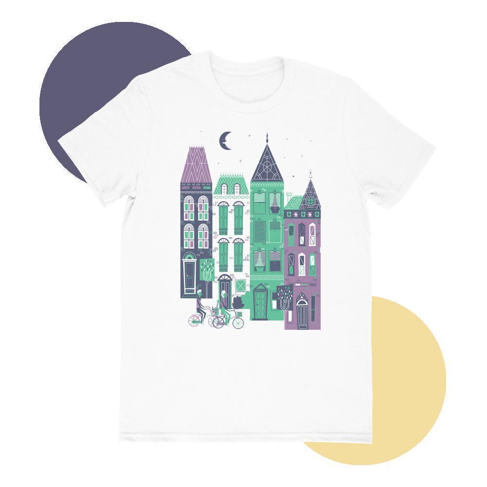 Maham T-SHIRT SMALL Architecture T-shirt