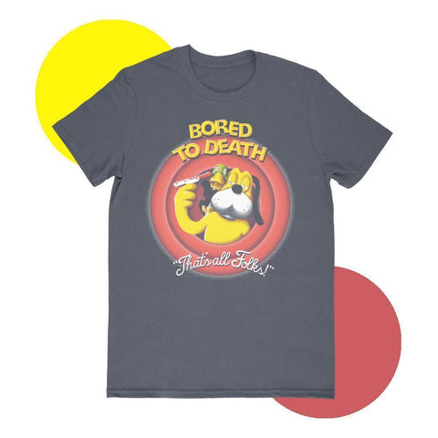 Maham T-SHIRT SMALL Bored to death T-shirt
