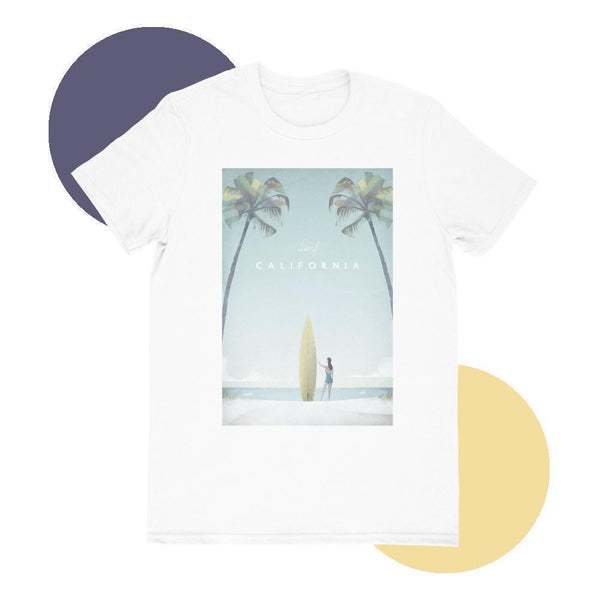 Maham T-SHIRT SMALL California T-shirt