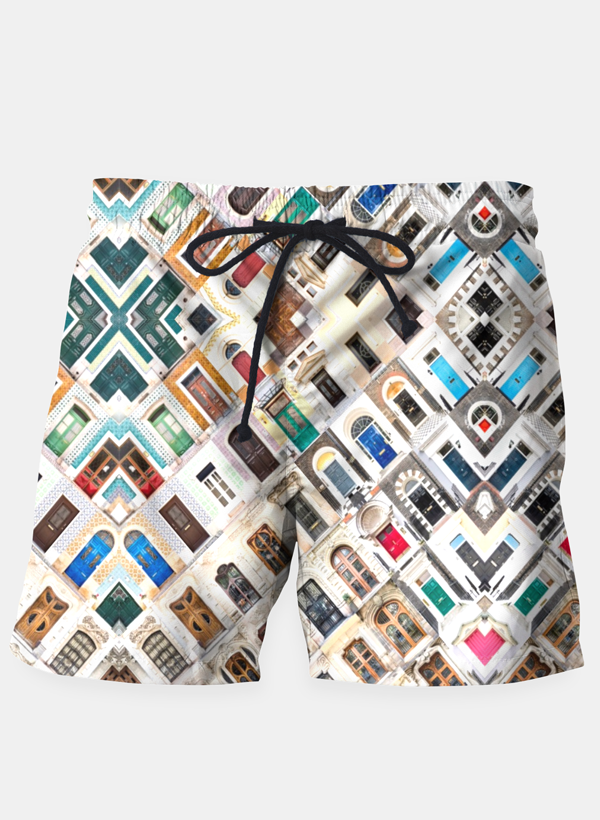 "Ayaz Ahmed Shorts SMALL (28""-18"") Doors Shorts"